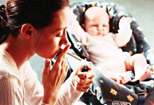 Пассивное табакокурение