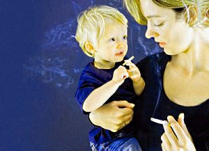 Табакокурение и дети
